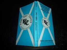 CATALOGUE DES ENVELOPPES ET CARTES PREMIER JOUR 1986-1987 FIRST DAY COVER EDITIONS JEAN FARCIGNY - Thématiques