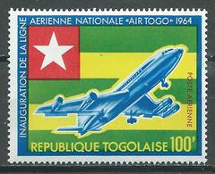 Togo Poste Aérienne YT N°46 Ligne Aérienne Air Togo Neuf ** - Togo (1960-...)