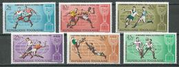 Togo YT N°505/510 Coupe Du Monde De Football 1966 Neuf ** - Togo (1960-...)