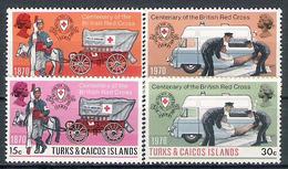 TURKS & CAICOS N° 250/53 YVERT NEUF ** - Turks & Caicos (I. Turques Et Caïques)