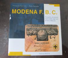 Libro Modena FBC 19212-2000 Illustrato Colori - Sport