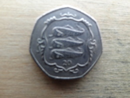 Ile De Man 20  Pence  1986 Aa  Km 147 - Regional Coins