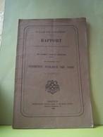 """VALENCE. DROME. LA SERICICULTURE. CONDITION PUBLIQUE DES SOIES.   100_6265TRC""""a"""" - Rhône-Alpes"""