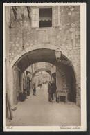 YUGOSLAVIA  - (Croatia) - RAB - Main Street - VINTAGE PHOTO POSTCARD - (APAT#203) - Yougoslavie
