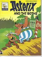 """Petite BD De 47 Pages En Anglais """" ASTERIX And The  GOTHS """"  - 1974 - Livres, BD, Revues"""