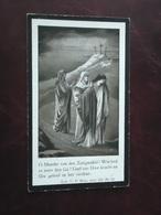 Romain Coutteau - Vandamme Geboren Te Woumen 1872 En Overleden 1930  (2scans) - Godsdienst & Esoterisme