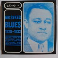 LP/ Roosevelt Sykes - Mr Sykes Blues 1929 -1932 - Jazz