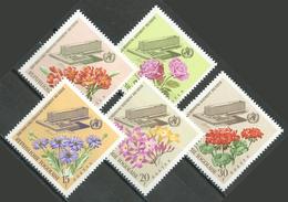 Togo YT N°490/494 Organisation Mondiale De La Santé Neuf ** - Togo (1960-...)