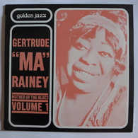 """LP/ Gertrude """"Ma"""" Rainey - Mother Of The Blues - Jazz"""