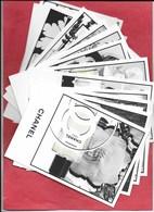Chanel Complét Dans Une Boîte Texste Neerlandais - Perfume Cards