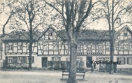 AK Ballenstedt, Hotel Stadt Bernburg - Ballenstedt