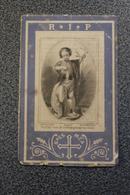 Leuven Doodsprentje Kind Rabou 1898 - Godsdienst & Esoterisme