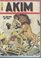 AKIM   Reliure N° 151 ( N° 671 + 672 + 673 + 728 )  -  MON JOURNAL 1989 - Akim