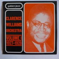 LP/ Clarence Williams Orchestra - Volume 1 - 1927-1928 - Jazz