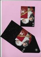 Chanel Wishlist - Perfume Cards