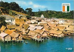 Cité Lacustre à TIEGBA - Côte-d'Ivoire