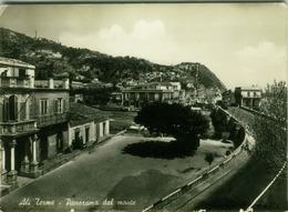 ALI TERME ( MESSINA ) PANORAMA DAL MONTE - EDIZ. ORA ME - 1960 ( 2839) - Messina