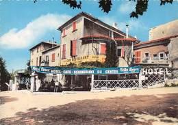 BARJAC - Hôtel-Café-Restaurant Du Centre - France