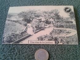POSTAL POST CARD ISLA REPÚBLICA DE CUBA HAVANA LA HABANA PUBLICIDAD AGUA MINERAL LA COTORRA DIGESTIVA ADVERTISING WATER - Postales