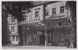 4213 Budapest Hungary Grand Hotel - Hungary