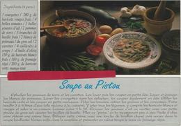 LA SOUPE AU PISTOU - Recettes (cuisine)