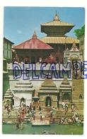 Katmandou, Kathmandu. Temple Of Pasupati Nath. Cottage Industries & Handicrafts Emporium - Népal