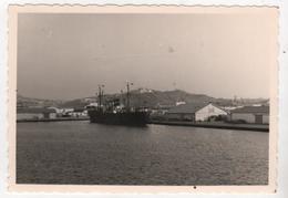 Photo Originale Marine Bateau Paquebot CNP à Identifier - Boten