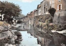 SAINT-ANDRE-de-VALBORGNE - Quartier De La Capelle Et La Passerelle Sur Le Gardon - France