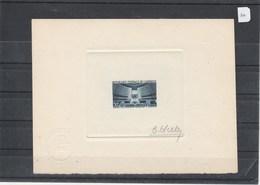 CAMEROUN    EPREUVE D'ARTISTE N° 429   6è ANNIVERSAIRE  ADMISSION  AUX NATIONS UNIES - Haute-Volta (1958-1984)