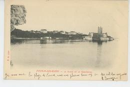 FOURAS LES BAINS - La Plage Et Le Sémaphore - Fouras-les-Bains