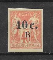 REUNION - N° 9 NEUF * - COTE = 28.00 € - Unused Stamps
