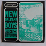 LP/  New Orleans Boys 1918-1927 - Jazz