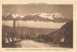 Maurienne Col Du Grand Mont Cenis - France