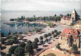 """LAUSANNE  - OUCHY - L'hôtel """"Le Château"""" - VD Vaud"""