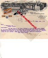 ETATS UNIS AMERIQUE-RARE LETTRE SCHLITZ-BRASSERIE THE BEER MILWAUKEE-F. HOLLANDER-JOS SCHLITZ BREWING-HENRY UIHLEIN-1909 - Estados Unidos
