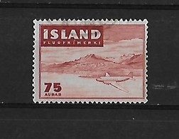Islande Yv. Pa 23 O. - Poste Aérienne