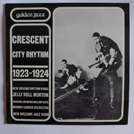 LP/  Crescent City Rhythm 1923-1924 - Jazz