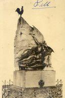 02 - Crécy Sur Serre - Monument Aux Morts - Coq - Andere Gemeenten