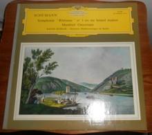 Schumann. Symphonie Rhénane N°3 En Mi Bémol Majeur. - Classique