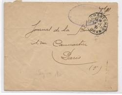 1935 - LEGION ETRANGERE - ENVELOPPE De COLOMB BECHAR (ALGERIE) - Marcophilie (Lettres)