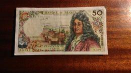 Billet 50 F Racine 3/6/1976  S.296 - 1962-1997 ''Francs''