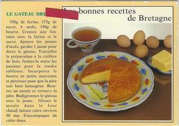 LE  GATEAU BRETON - Recettes (cuisine)