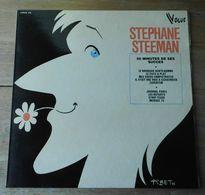 "Vinyle ""Stephane Steeman"" Pochette Tibet 1975 - Comiques, Cabaret"