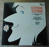 """Vinyle """"Stephane Steeman"""" Pochette Tibet 1975 - Humor, Cabaret"""