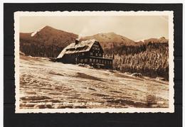 KTM397 POSTKARTE 1940 PLANERHÜTTE STEIERMARK GEBRAUCHT SIEHE ABBILDUNG - Österreich