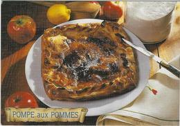 POMPE AUX POMMES - Recettes (cuisine)