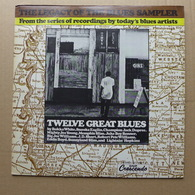 LP/  The Legacy Of The Blues Sampler - Blues