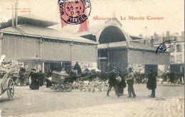 03 - Moulins - Le Marché Couvert - Moulins