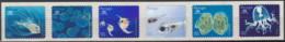 1998 - (AF 2501-2506) - EXPO'98 - Oceanos. O Planctôn. - 1910-... Republic