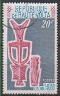 HAUTE-VOLTA - Timbre N°236 Oblitéré - Haute-Volta (1958-1984)